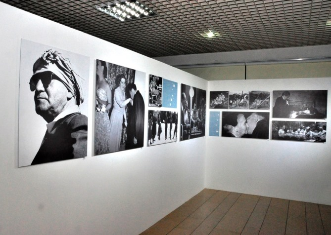 "Exhibition at the CZA: ""Leaders as people"""