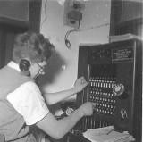 A switchboard for the blind 1956 (PHRS\1437516)