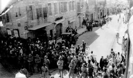 1929 Palestine riots