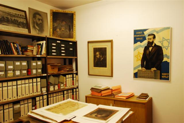 Herzl room
